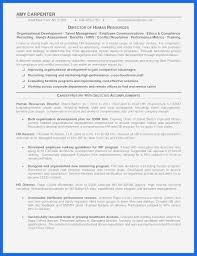 Human Resource Generalist Resume Sample Elegant Human ...