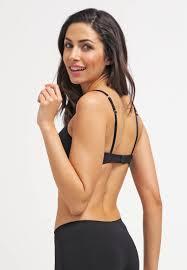 women bras hanro cotton sensation triangle bra black hanro