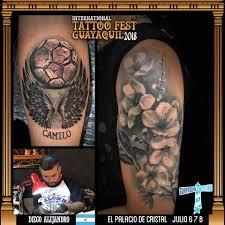 Diego Alejandro Tattoos