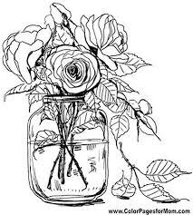 25 Unique Flower Coloring Pages Ideas On Pinterest