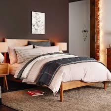 West Elm Emmerson Bed by West Elm Platform Bed Wood Sensational Idea For West Elm