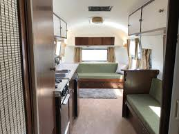 100 Airstream Trailer Restoration Restoring A Oneoff Goldflake Bathtub And All