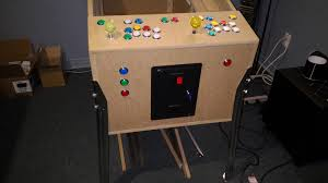 Mortal Kombat Arcade Cabinet Restoration by Pinkadia Mame Pinball And Pc Games In A Combined Pinball And