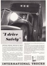 International Trucks, 1936. International Harvester Company. | Autos ...