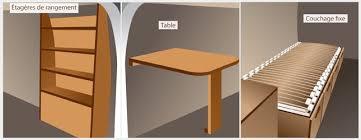 construire des meubles pour l aménagement d un fourgon