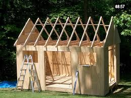 find garden or storage shed building plans online four search