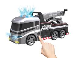 CARVILLE POLICE TOW TRUCK , | Carville At TOYS