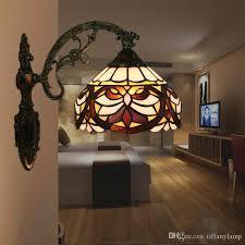 großhandel wohnzimmer schlafzimmer wandleuchte restaurant aisle balkon nacht led spiegel licht im amerikanischen stil barocke weinlese