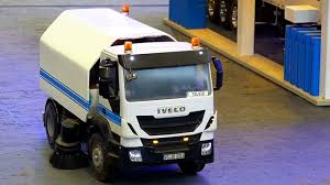 100 Iveco Truck Garbage In Action RC YouTube