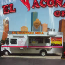 100 Food Trucks In Houston El Taconazo Grill Roaming Hunger