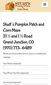 Studts Pumpkin Patch Hours by Studt U0027s Pumpkin Patch And Corn Maze Home Facebook
