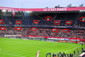 parc des princes 48 583 ligue 1 page 312