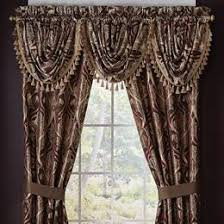Dining Room Curtains Formal Window Treatments Drapes Valances