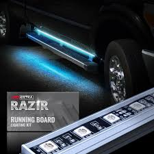 RAZIR LED Running Board Lights (Universal) | HIDeXtra 2pc Amber Truck Running Board Led Light Kit With Courtesy Lights Tow Trailer Hitch Mounting Bracket W Pair 4inch Pod Lights For 8 Led Police Fireman Autos Car Led Running Fog Light Beacon Headlights For Cars And Trucks Vehicle Lighting Razir Universal Hidextra Profile Pixel Rgb Rock Underglow Chassis Costway 12v Mp3 Kids Ride On Jeep Rc Remote Headache Rack Tacoma World Opt7 Hid Motorcycles Ledglow How To Install Under Youtube Watch Bed Beautiful Outdoor On Control W