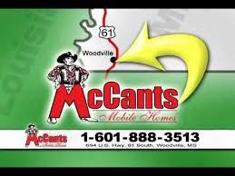 McCants Mobile Homes