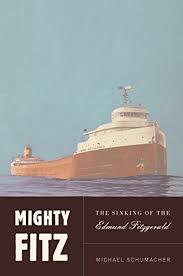 Edmund Fitzgerald Sinking Cause by Amazon Com Mighty Fitz The Sinking Of The Edmund Fitzgerald