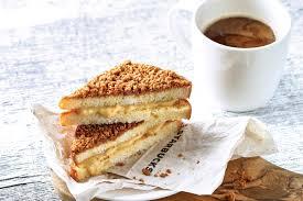 The Starbucks Menu