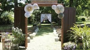 DIY Rustic Vintage Wedding
