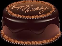 Happy Birthday Cake HD Wallpaper