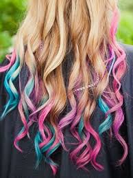 Hair Chalk Update Your Color Without Commitment