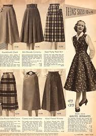 How We Wear Vintage For The Holidays 1950s