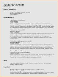 30 Social Work Resume Example