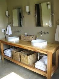 bathrooms design bathroom vanity with farmhouse sink l realie