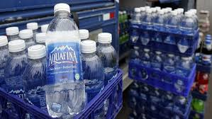 Pepsi Owned Aquafina Uses Water From Municipal Sources In Mississauga Ont And Vancouver Many Popular Brands Of Bottled Are Essentially Treated Tap