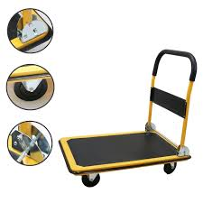Platform Cart Folding Dolly Moving Push Hand Truck Warehouse ... Cosco Shifter Mulposition Folding Hand Truck And Cart Multiple Little Giant Usa 36 X 745 Steel 8 Wheeler Wagon Reviews Flatform Four Wheel Handtruck Model Platform Buy High Metal Trolley Luggage Wheel 10 Best Alinum Trucks With 2017 Research 18 Best Images On Pinterest Amazoncom Safco Products 4078 Fold Away Large Utility Costco Clearance Welcom Magna 4 Wheeled Magna 300lb Capacity Push Ff Shop Your Way Online Shopping Earn Platform Truck Youtube