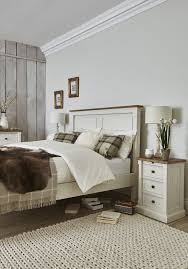 Create A Serene And Stylish Bedroom With Classic Cream Country Style Wooden Furniture