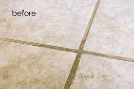 the best kept secret to cleaning tile and grout angela says