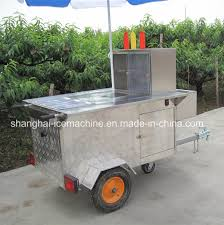 China Street Snack Vending Equipment Coffee Food Trailer, Hot Dog ...