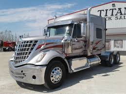 2014 International Lonestar Stock# 1037 | Titan Truck Sales