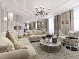 white living room ls modern house