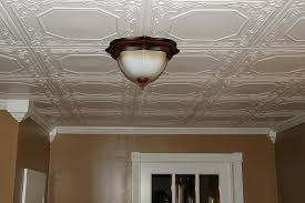 Foam Glue Up Ceiling Tiles by Crown Moldings Complement And Enhance The Look Of Your Ceiling Tiles
