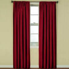 thermal curtains drapes for window jcpenney