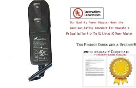Underwriters Laboratories Portable Lamp Issue Number by Amazon Com Linksys Power Adapter Power Supply 12vdc 500ma