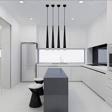 lukloy modern pendant lights kitchen bar counter l dining