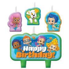 Bubble Guppies Cake Decorations by Bubble Guppies Cake Ebay