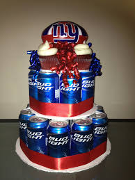 Jenss Decor Victor Ny by Beer Cake New York Giants Colors Bud Light And Some Red Velvet