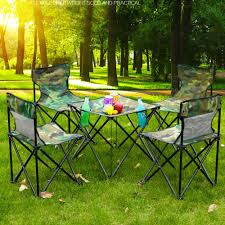 US $29.99 |Outdoor Folding Table And Chair Set Portable Picnic Camouflage  Wild Driving Barbecue LM01101759-in Outdoor Tables From Furniture On ... Gci Outdoor Sports Chair Leisure Season 76 In W X 61 D 59 H Brown Double Recling Wooden Patio Lounge With Canopy And Beige Cushions Amazoncom Md Group Beach Portable Camping Folding Fniture Balcony Best Cape Cod Classic White Adirondack Everyones Obssed With This Heated Peoplecom Extrawide Padded Folding Toy Lounge Chairs Collection Toy Tents And Chairs Ozark Trail 2 Cup Holders Blue Walmartcom Premium Black Stripe Lawn Excellent Costco High Graco Leopard Style Transcoinental Royale Metal