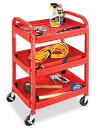 Little Red Cart In Stock