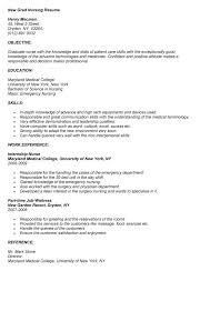 Nicu Resumes Resume Rn Krida Info Nurse Sample