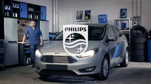 how to replace headlight bulbs on your ford focus philips