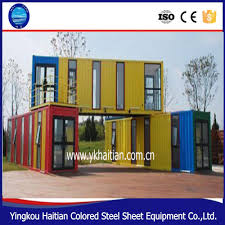 100 Modern Design Houses For Sale Latest Low Cost Compound Commercial Prefabricated Color Steel Container House Buy Container HouseLow Cost
