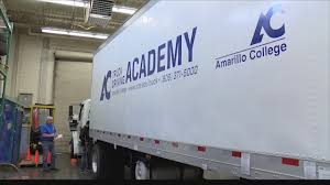100 Game Truck Amarillo College Develops New Program For Drivers And Technicians