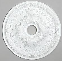 2 Piece Ceiling Medallion Canada by Classic Diamond 42