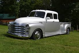 100 Chevy Dually Trucks This 1947 Pickup Is In A League Of Its Own