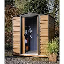 Arrow Newburgh 8x6 Storage Shed by Arrow Wr86 Woodridge 8 U0027x6 U0027 Steel Storage Shed Shop Your Way