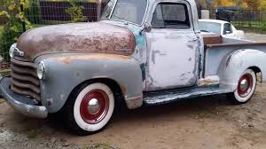 FOR SALE: 51 Chevy Truck 3100, Part 1 - YouTube 1951 Chevy Truck No Reserve Rat Rod Patina 3100 Hot C10 F100 1957 Chevrolet Series 12 Ton Values Hagerty Valuation Tool Pickup V8 Project 1950 Pickup Youtube 1956 Truck Ratrod Shoptruck 1955 Shortbed Sold 1953 Pick Up Seven82motors Big Block Hooked On A Feeling 1952 Truck Stored Original The Hamb 1948 Project 1949 Installing Modern Suspension In An Early Classic Cars For Sale Michigan Muscle Old